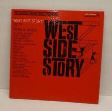 WEST SIDE STORY original soundtrack 1961 Mono Columbia Masterworks OL 5670 LP