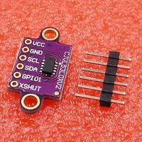 Arduino VL53L0X Time-of-Flight Distance Sensor Breakout VL53L0XV2 Module