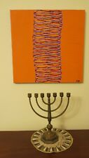 Original Contemporary Abstract Handpainted Artwork Wall Decor on Canvas Stretchd
