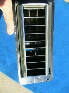 1973 to 1980 Chevy Pickup Truck Right A/C Outlet Vent Original GM Nice # 469342