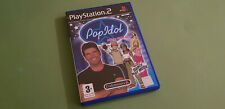 Pop Idol Sony PlayStation 2 PS2 Game - Codemasters *Includes Instruction Poster*