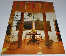 House and Garden VINTAGE RETRO MAGAZINE June 1971