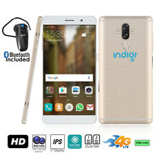 """GSM Unlocked 4G LTE Android 7 SmartPhone (6"""" Display + OctaCore 1.3Ghz + 2 SIM)"""