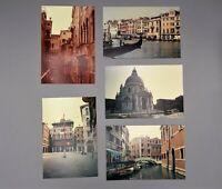 Lote de 17 fotos de Venecia_ antiguas, surtidas (ver fotos )