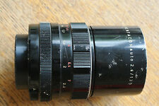 Pentacon Auto 135mm  1:2.8 M42 mount Lens