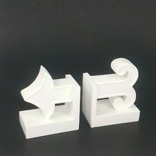 Jonathan Adler Bookends Happy Chic Katie White Arrow