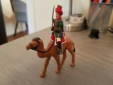 Camel with rider Toy Metal Soldier