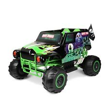 Monster Jam Grave Digger 24 Volt Battery Powered Ride On Truck Kids Toy Vehicle