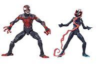Marvel Legends Miles Morales Ghost-Spider Spider-Man No Venompool BAF loose