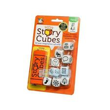 Rory's Story Cubes with Storage Bag 9 Cubes Storytelling Fun & Educational Game