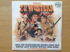 GREAT TV WESTERN THEMES  / 33T /  GEOFF LOVE & HIS ORCHESTRA