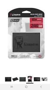 SSD  2,5 240GB SATA-III -Kingston