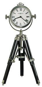 "635-211 HOWARD MILLER NEW MANTEL CLOCK -""TIME SURVEYOR II "" 635211"