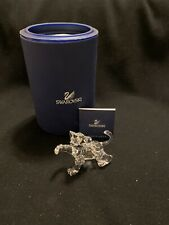 New ListingSwarovski Crystal Lion Cub African Wildlife Animal King w/Box And Coa