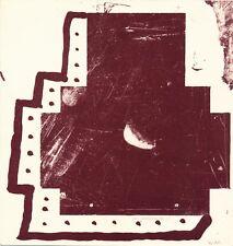 William Mackendree Lithographie signée WM Galerie Beau Lézard 1987