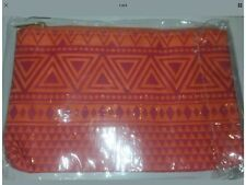 NEW Avon Aztec Print Cosmetic Bag
