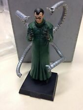 DOCTOR OCTOPUS FIGURINE MARVEL EN PLOMB- COLLECTION EAGLEMOSS COMICS BOOK BD 06A