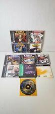 11 Ps1 Playstation 1 Video Games Lot Gran Turismo Tomb Raider 2 & 3 + More