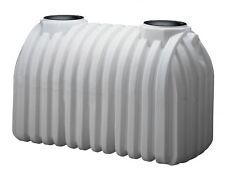 1,400 Gallon below ground cistern water tank