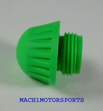 SNAP ON Ratcheting Screwdriver REPLACEMENT GREEN End Cap Snap-On Tools