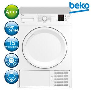Beko Trockner  A+++  Wärmepumpentrockner Wäschetrockner  DS7512PA 7kg