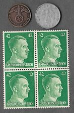 Rare Old Antique Vintage WWII World War 2 Nazi Germany Coin Stamp Collection Lot