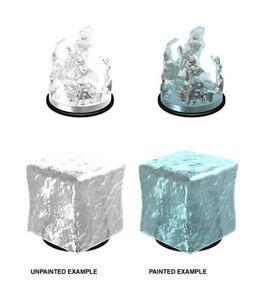 D&D Nolzur's Marvelous Miniatures Unpainted Miniatures Gelatinous Cube