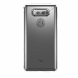 LG V20 Case Speck Presidio Drop Protection Clear Case - Clear
