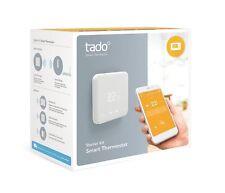tado° Smart Thermostat Starter Kit v3 - intelligent heating control with via