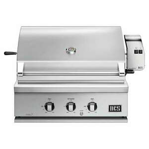 DCS Series 7 Traditional 30-Inch Built-In Natural Gas Grill With Rotisserie