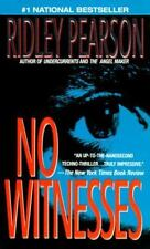 NO WITNESSES by RIDLEY PEARSON 1994 (Paperback)