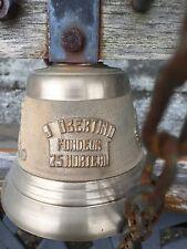Cloche de Maison Ancienne J-OBERTINO MORTEAU Vintage à Restaurer