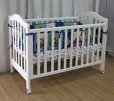 Babyworth BW02 CLASSIC COT crib baby bed &  Innerspring Mattress