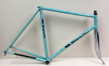 BIANCHI FRAME AND FORK 55 CM GIPIEMME DROPOUTS COLUMBUS TUBING