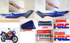 HONDA CBR125 REPSOL Rear & Side Fairings + Stickers 2004 - 2007 ****UK STOCK****