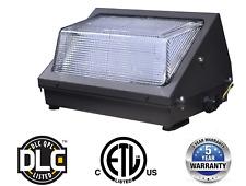 80W LED Wall Pack UL, DLC