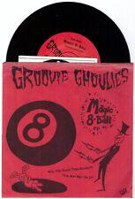 "Groovie Ghoulies ""Magic 8-Ball"" 7"" EX Kepi Ghoulie Nofx The Queers"