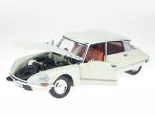 Citroen DS 23 Pallas 1973 ivory modelcar 181582 Norev 1:18