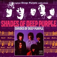 Shades of Deep Purple [Bonus Tracks] by Deep Purple (CD, Feb-2000, EMI)