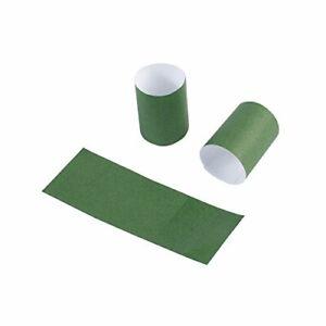 Gmark Paper Napkin Band Box of 500 Hunter Green Paper napkin rings self adhes...