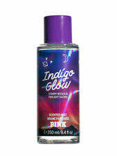Victoria's Secret Pink New! INDIGO GLOW Scented Body Mist 250ml