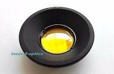10.6μm CO2 Laser F-theta Scan focus lens FL100/70x70mm 10600nm marking machine