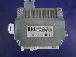 Toyota Aygo/Semi Auto Gearbox ECU Citroen C1/Peugeot 107 89530-70160