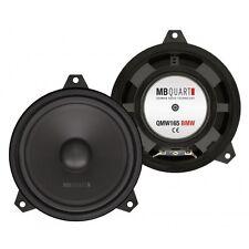 MB QUART QMW-165 BMW Haut-parleur 16,5 cm pour 3 toutes / tous E46 sauf E46