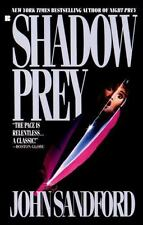 Shadow Prey by John Sandford (1991, Paperback Book)