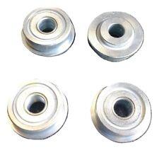 Clarke Super 7 or Super E Wheel Bearing (Part # 50740A) S7R S-7R Set of 4