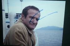 "ROBIN WILLIAMS Signed 8.5x11 inch photo DC/COA ""LEGEND"" (RIP) PROOF ."