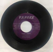 "BIG JAY BUSH & THE HOUSE ROCKERS Funky Horns Soul Meeting 7"" 45 Single Funk Soul"