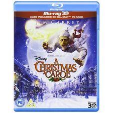 A Christmas Carol 3D Blu-ray