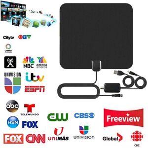 5000 Miles Range Antenna TV Digital HD FreeTV 4K Antena Digital Indoor HDTV Free